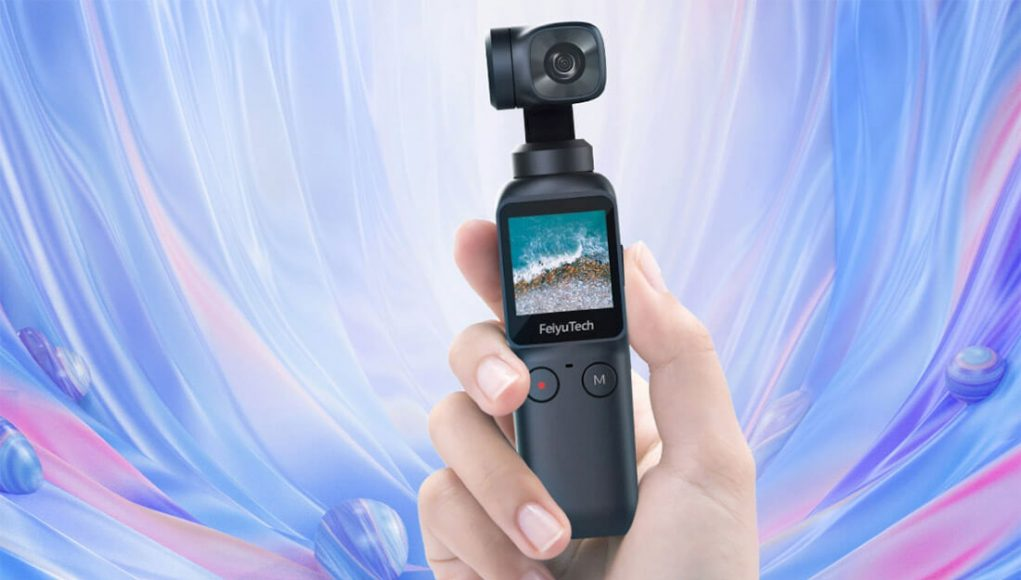feiyu pocket handheld gimbal camera review analisis