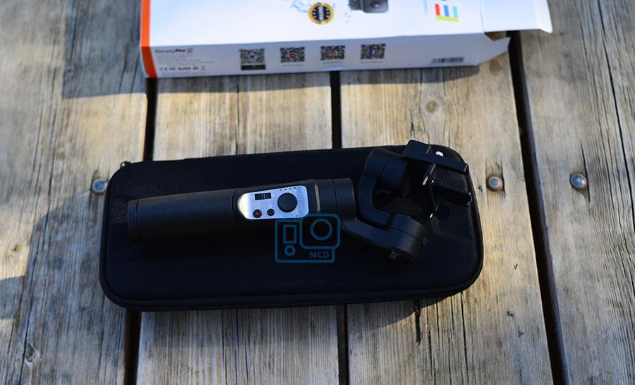 bateria estabilizador hohem pro 3