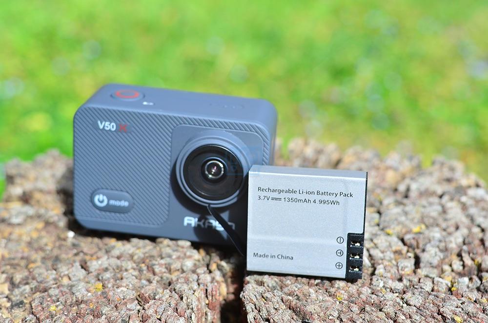 bateria akaso v50x
