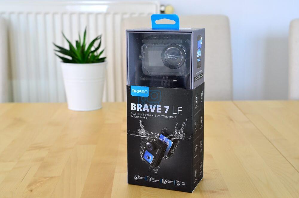 caja AKASO Brave 7 le