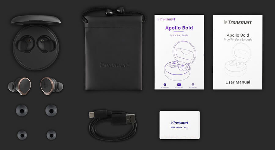 unboxing auriculares apollo bold