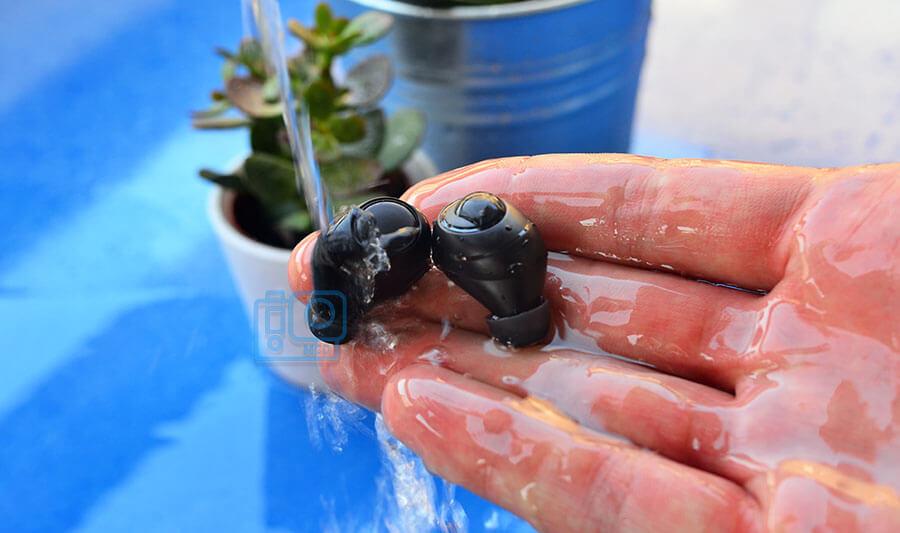 resistencia ipx7 agua tronsmart onyx free
