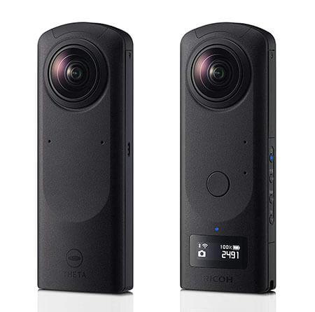 mejores cámaras fotografía 360