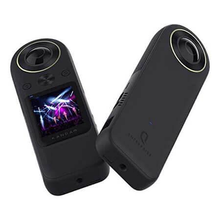 camara 360 grados video 8k