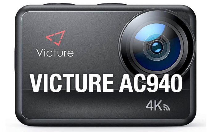 VICTURE AC940 20MP 4K review analisis espanol