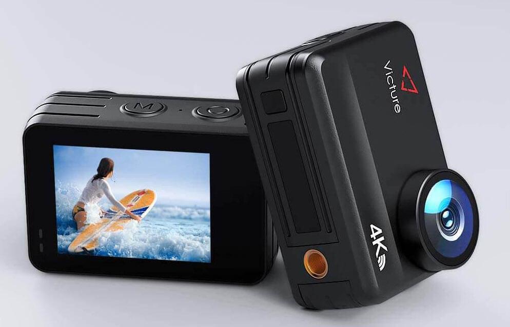 merece la pena comprar victure ac 940 20mp action camera