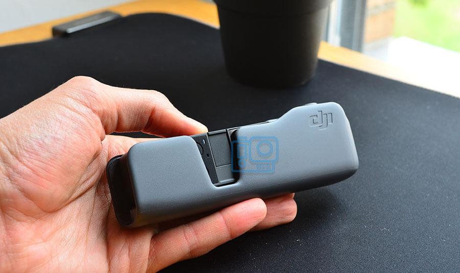 Que accesorios vienen incluidos en dji pocket 2