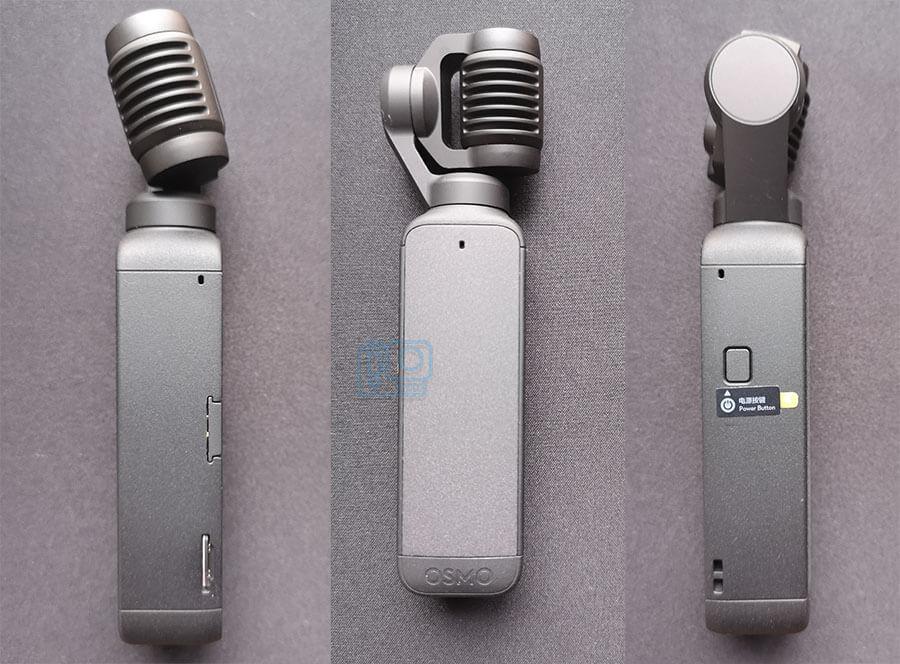 sistema microfonos audio pocket 2 dji