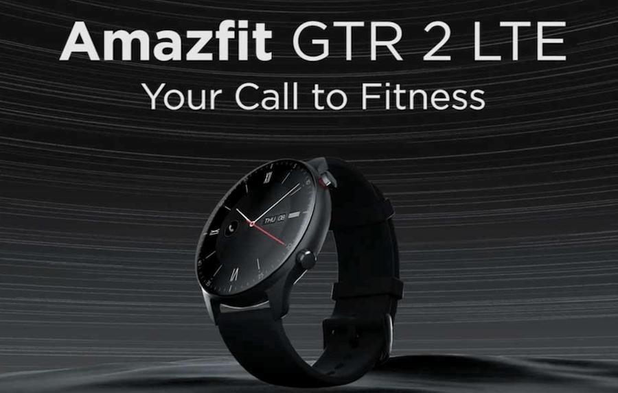 precio Amazfit GTR 2 LTE