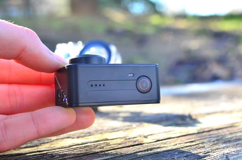 botones disparo captura v30 campark