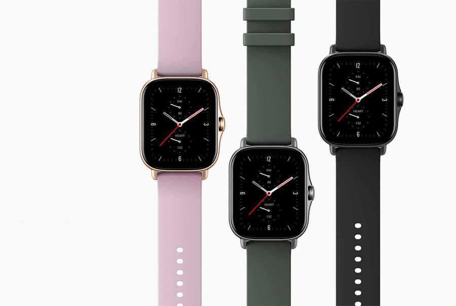 colores reloj Amazfit GTS 2e