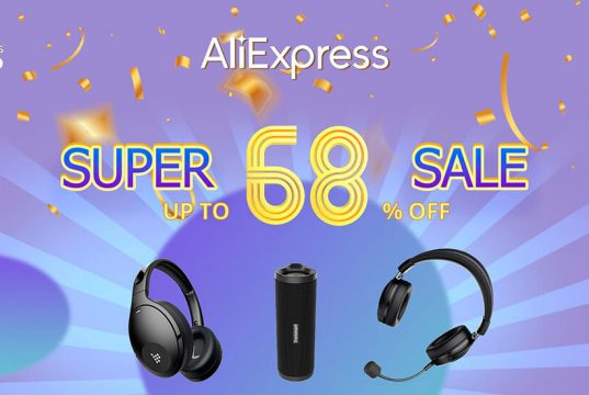 tronsmart promotion cupones Aliexpress festival de las marcas