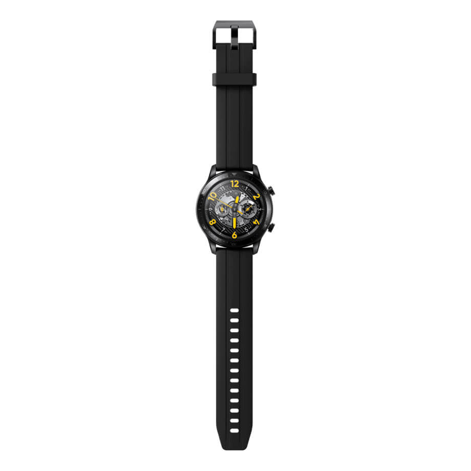 realme watch s pro gps