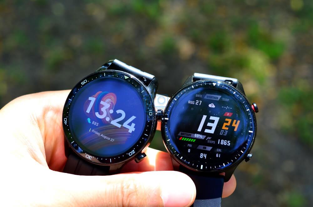 medidas y peso realme watch s pro