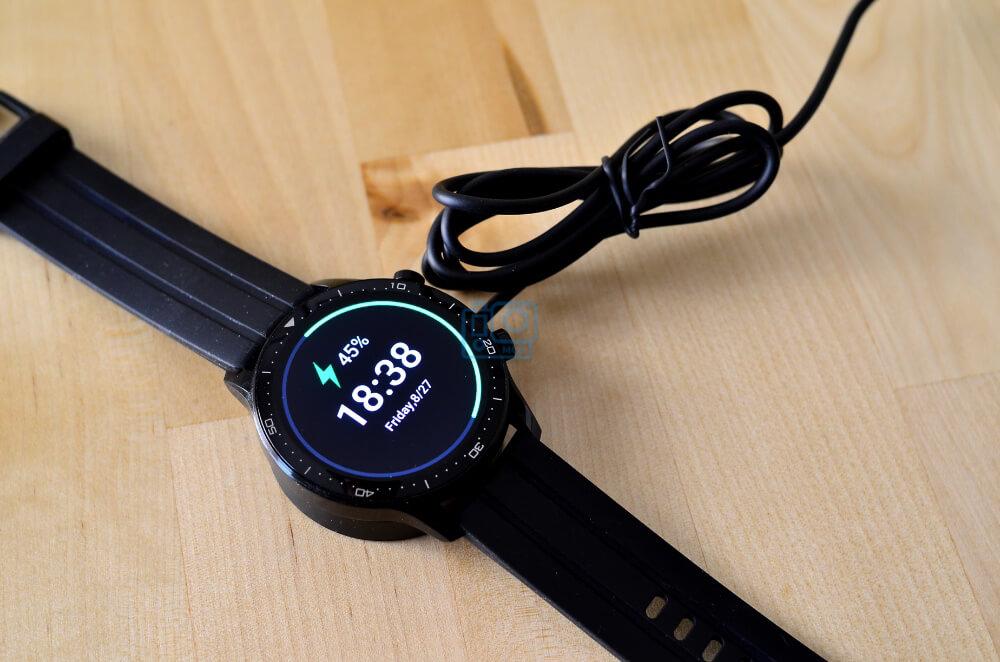 cuanto dura la bateria del realme watch s pro