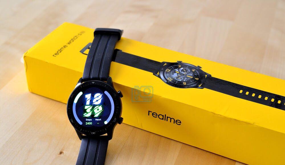 realme watch s pro review español