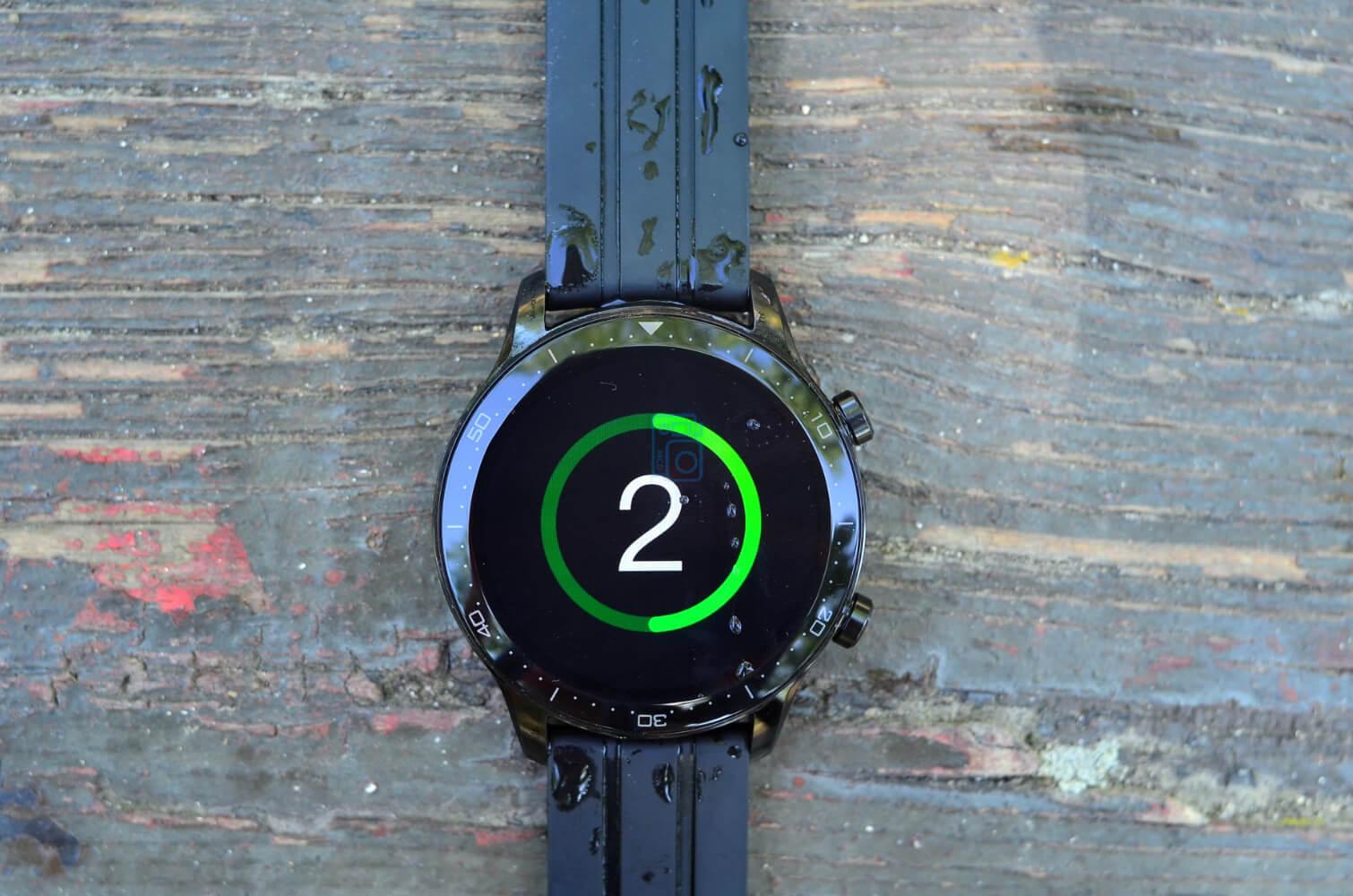 tiene gps realme watch s pro