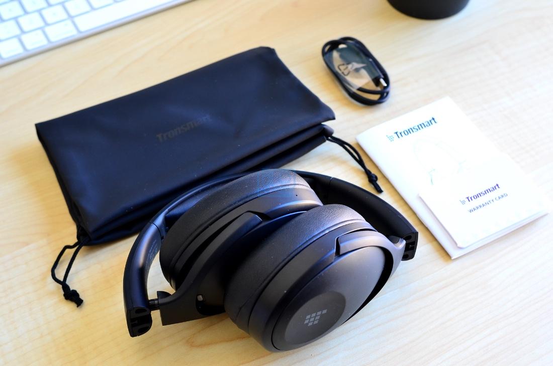 unboxing Apollo Q10 bluetooth headphones