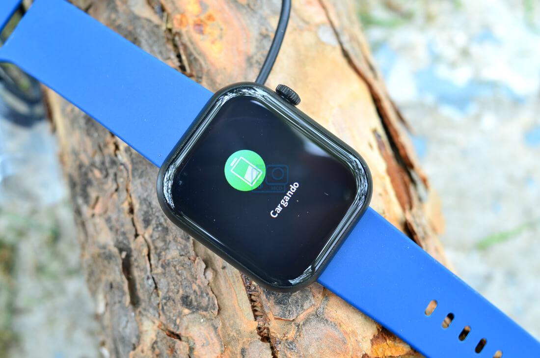 autonomia cubot c5 smartwatch