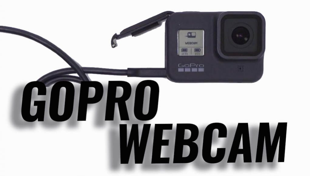 como usar gopro como webcam tutorial español