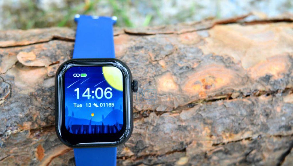 cubot c5 smartwatch review analisis en español
