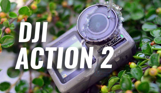 dji action 2 en español rumores fecha de lanzamiento 2021