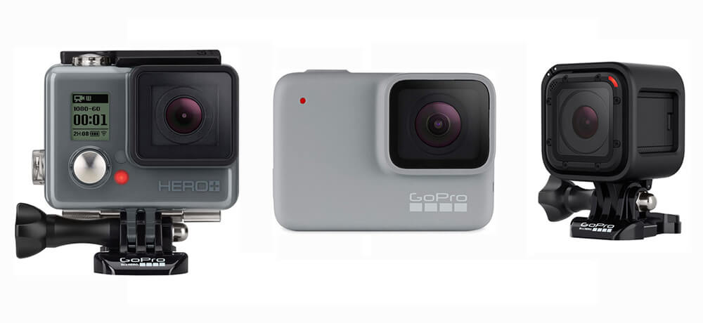 modelos de gopro no compatibles con webcam