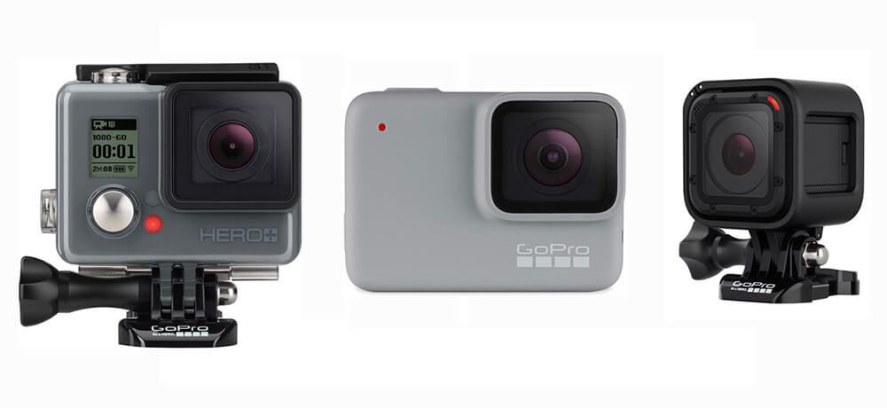 modelos de gopro no compatibles con webcam