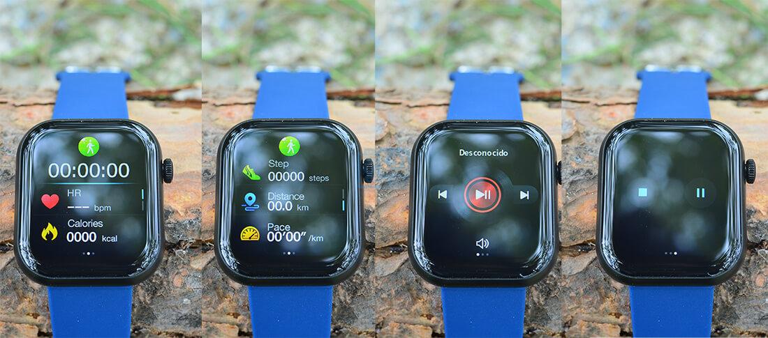 pulsometro cubot c 5 smartwatch