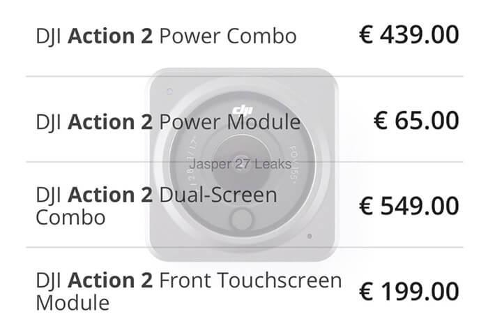 mejores precios DJI Action 2