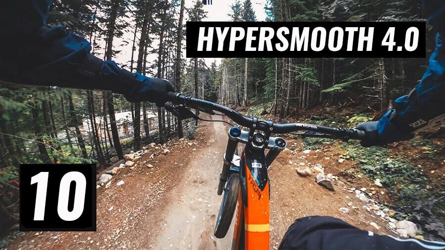 gopro 10 hypersmooth 4.0